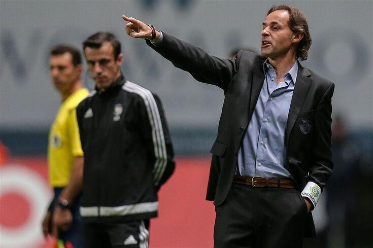 """Quim Machado: """"Sou um treinador que também gosta de ganhar"""""""