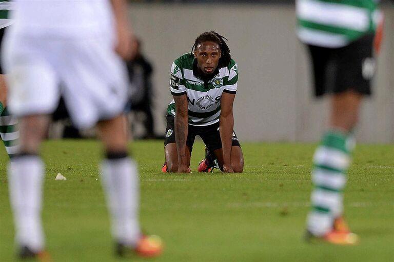 Rúben Semedo regressa da seleção sub-21 lesionado 01bf918b3ed92