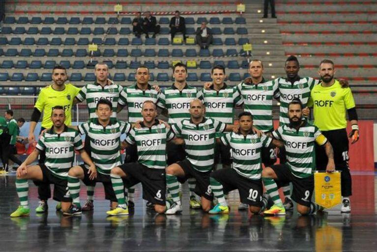 UEFA Futsal Cup  Sporting apura-se invicto para a Ronda de Elite 5ad4c7c63067e