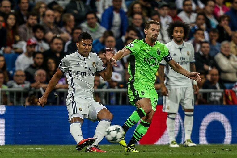Real Madrid sofre quase o dobro sem Casemiro d3e3d1aa6ad78