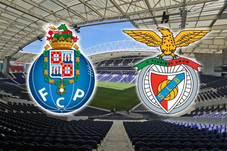 DIRETO | FC Porto-Benfica ao minuto