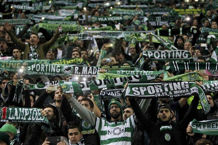 Sporting-Real: recorde de assistência em Alvalade