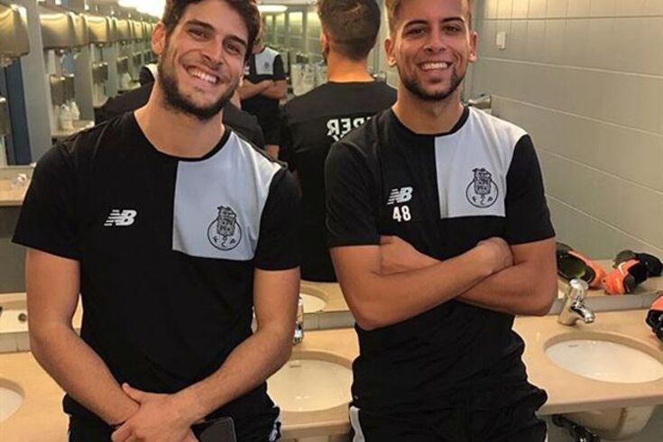 """Gonçalo Paciência de volta ao FC Porto """"com muita força"""""""