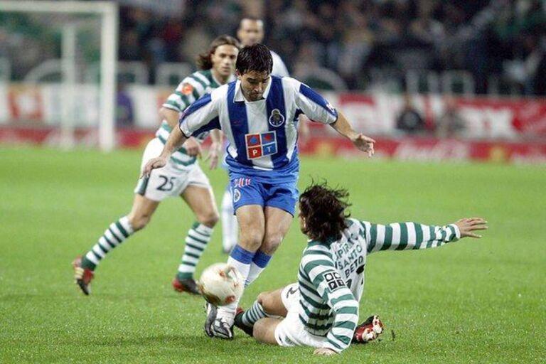 Deco  ″FC Porto chega melhor ao jogo″ 64d51acabdb2a