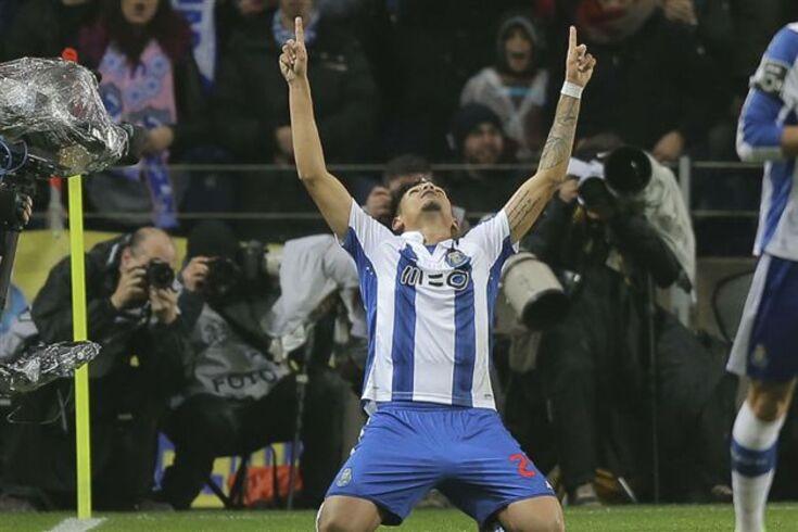 O agradecimento especial de Soares depois do bis ao Sporting