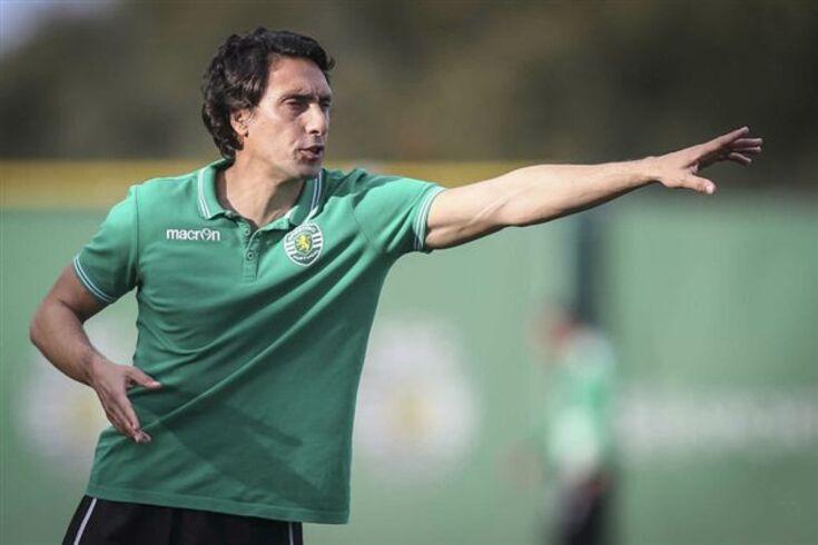 João de Deus foi treinador da equipa B do Sporting, mas estava atualmente sem clube