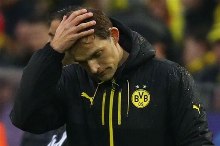 """Treinador do Dortmund arrasa a UEFA: """"Disseram que tínhamos de jogar"""""""