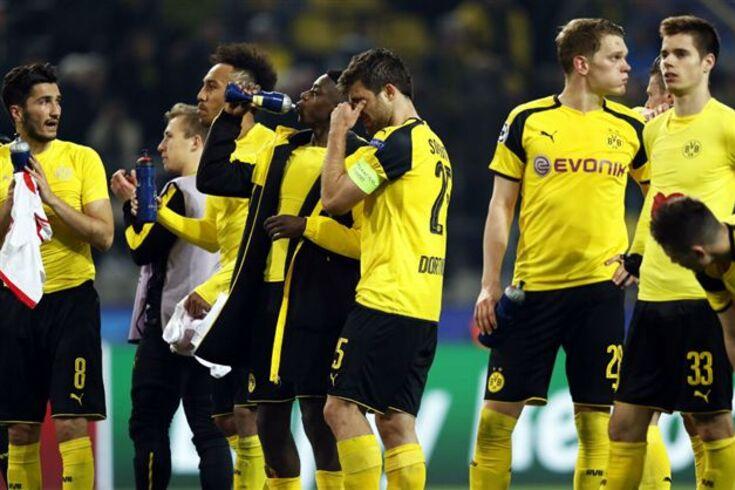 A explicação da UEFA depois das críticas do Dortmund