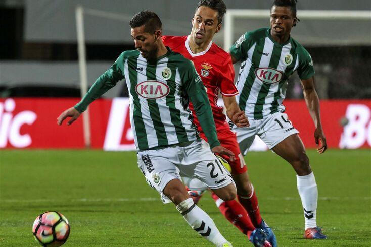 Nuno Pinto renova com o Vitória de Setúbal por três épocas