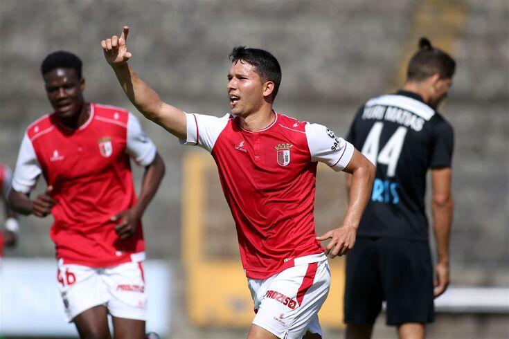Martinez dá vitória ao Braga B