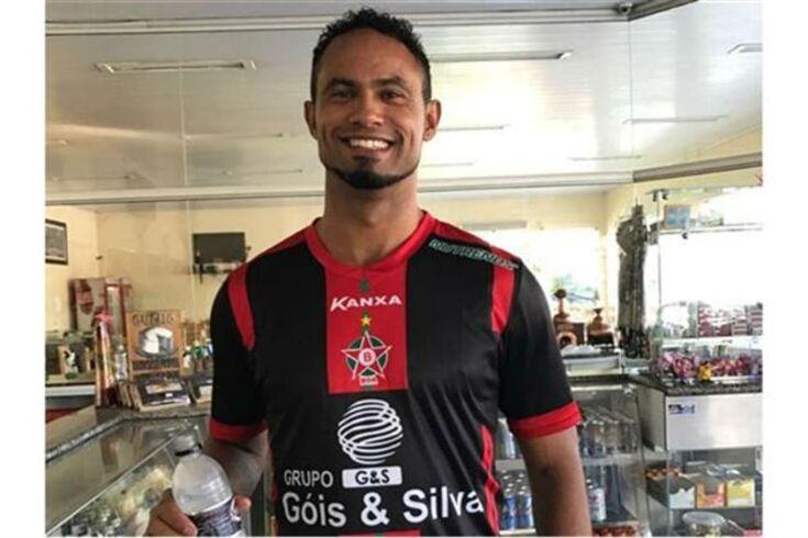 Bruno Souza está de volta à prisão