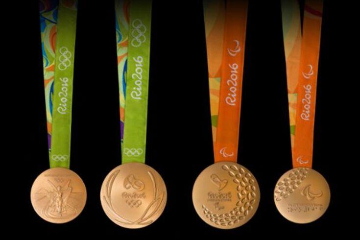 Medalhas do Rio 2016 estão a ganhar ferrugem