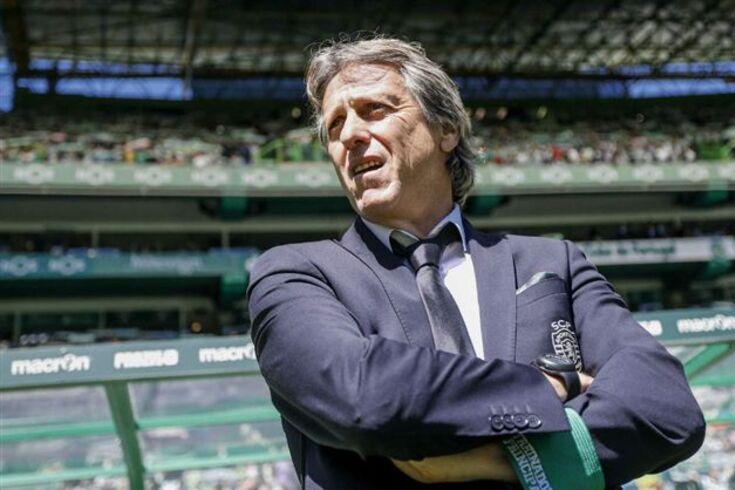 Jorge Jesus negoceia saída do Sporting para o PSG