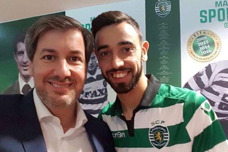 Bruno Fernandes traça objetivos e deixa um desejo
