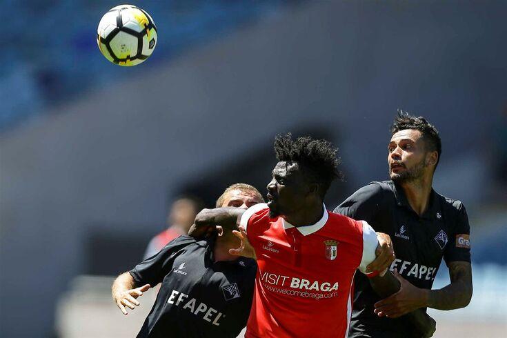 VÍDEO EM DIRETO| Braga B-Santa Clara abre terceira jornada