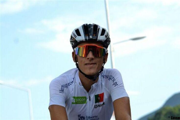 Tiago Antunes o melhor português na Volta a França do Futuro