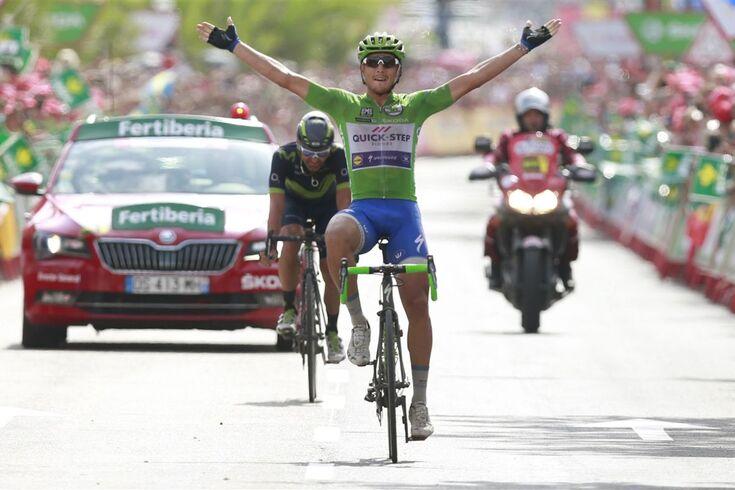 Vuelta: Trentin soma segunda vitória, Froome segue líder