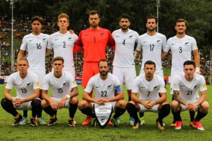 Rumo ao Mundial: Nova Zelândia está no play-off intercontinental