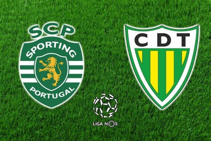 DIRETO | Sporting derrota o Tondela e é líder isolado