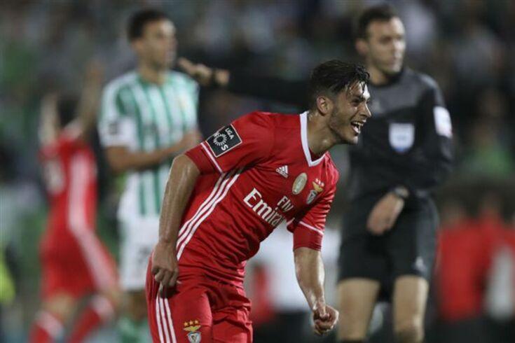 Jogo entre Rio Ave e Benfica está a ser investigado pela PJ
