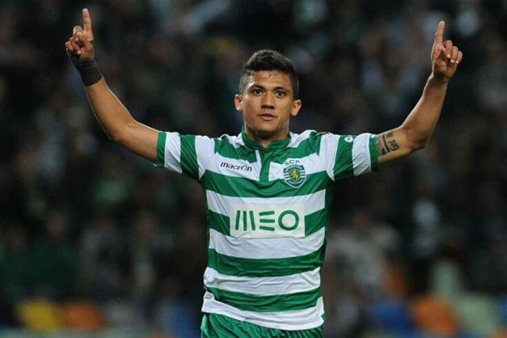 Fredy Montero está de regresso ao Sporting