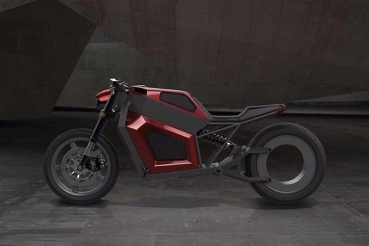 Nova moto elétrica faz 300 km sem parar