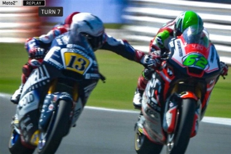 "Moto2 - Romano Fenati: ""Se fosse calmo nunca teria sido piloto"""