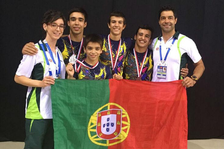 VII Open da Maia em ginástica acrobática com o recorde de 380 atletas