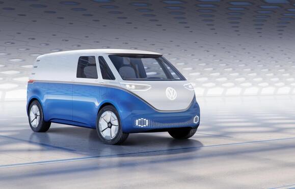 Автоновости,Volkswagen-IDBuzz