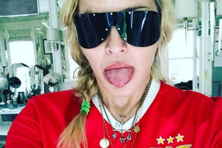 Madonna revela motivo pelo qual escolheu o Benfica e não a Juventus ou Barcelona