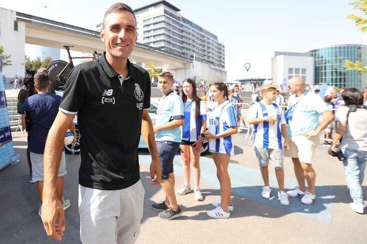 Porto, 20/08/2017 - O Futebol Clube do Porto, recebeu esta tarde o Moreirense Futebol Clube, no Estádio