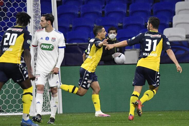 Mónaco deixou  Lyon pelo caminho