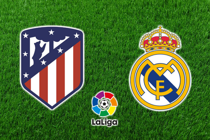 DIRETO   Atlético de Madrid-Real Madrid