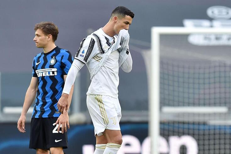 Cristiano Ronaldo cumpriu a terceira temporada na Juventus