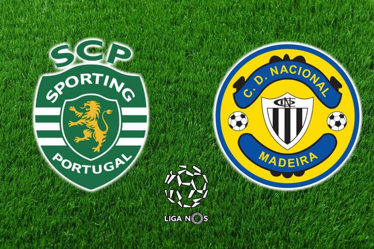DIRETO   Sporting-Nacional