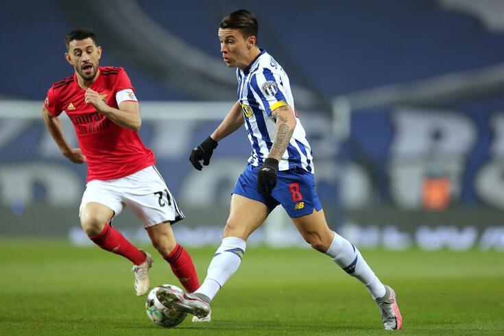 FC Porto-Benfica acabou empatado