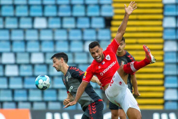 Santa Clara empata com Braga