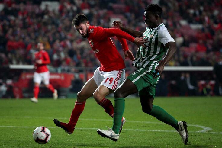 Ferreyra: clube espanhol entra na corrida pelo jogador do Benfica após nega do avançado ao Anderlecht