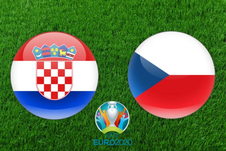 DIRETO | Euro'2020: Croácia-Chéquia