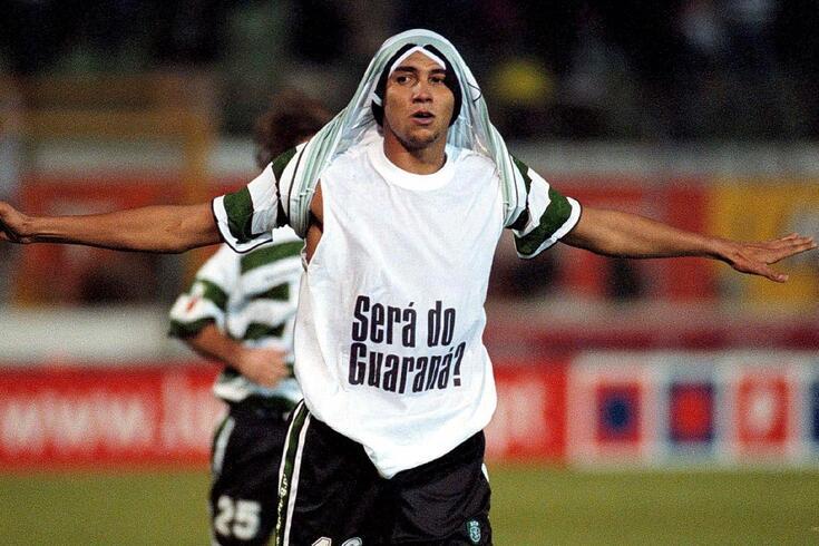 Mário Jardel foi demolidor pelo Sporting em 2001/02