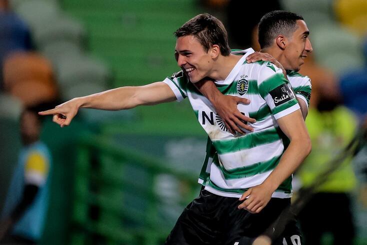 Palhinha é um dos destaques do Sporting na época 2020/21
