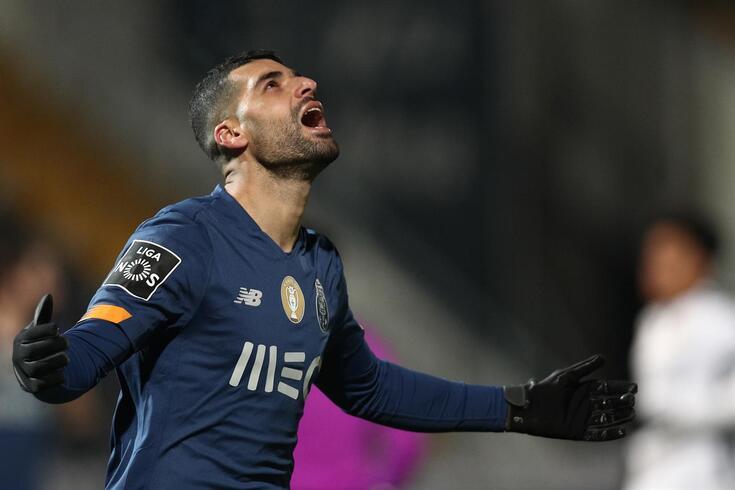 Taremi tem estado em foco no FC Porto