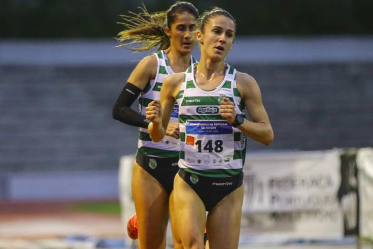 """Salomé Rocha é desclassificada e """"cede"""" título dos 10.000 metros a Sara Moreira"""