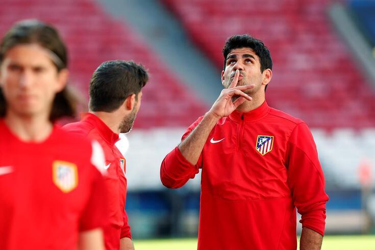 Diego Costa é um jogador atualmente livre no mercado