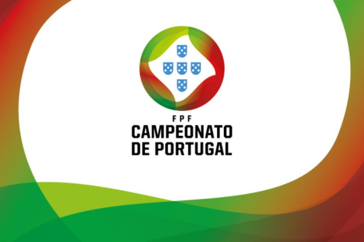 Sorteio do Campeonato de Portugal é sexta-feira. Veja a composição das seis séries