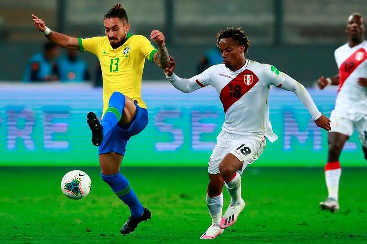 Alex Telles, lateral-esquerdo do Man. United e da seleção brasileira