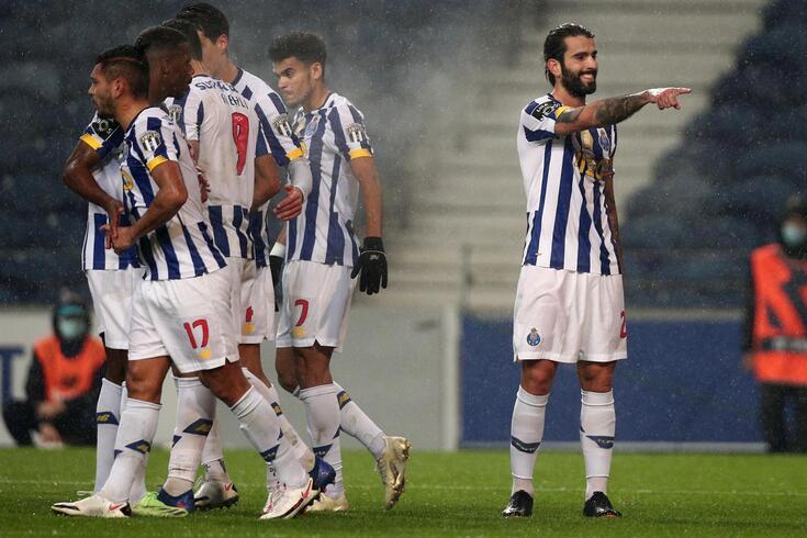 Mais três casos positivos de covid-19 no FC Porto