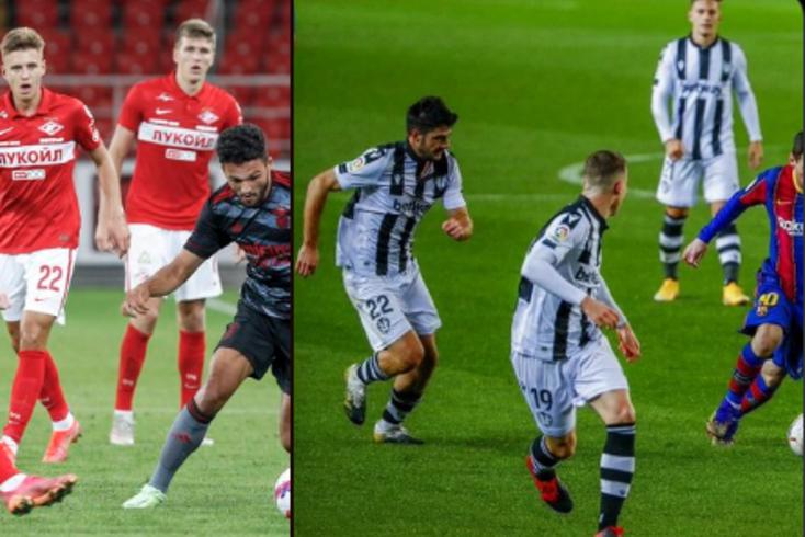 Um lance em Moscovo acaba com Benfica a comparar Gonçalo Ramos a Messi