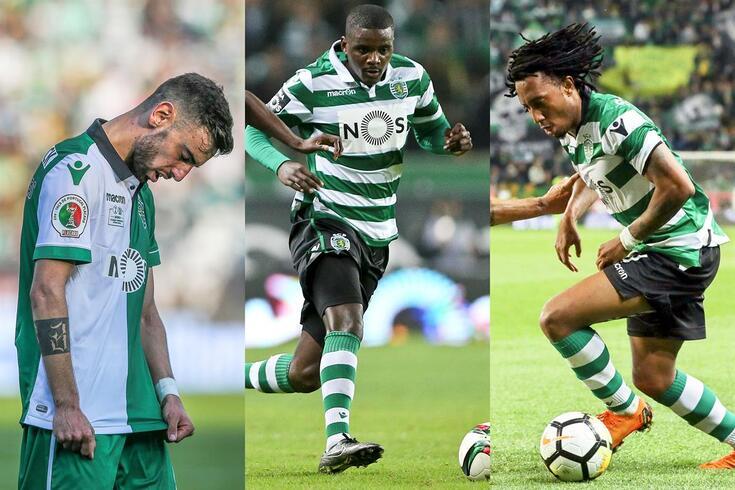 Sporting confirma três rescisões à CMVM