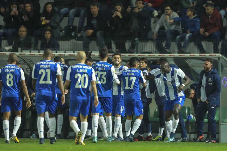 FC Porto vence e há clássico na final four da Taça da Liga: veja o resumo